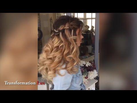 Очень красивые прически на длинные волосы! ✨ Выбирайте свою любимую! 😍 - YouTube