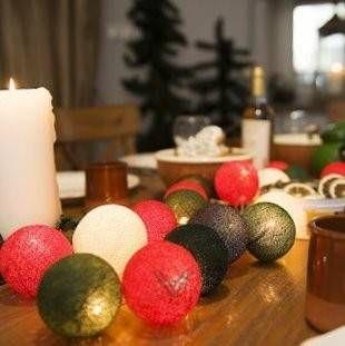 Zestaw 35 kul - Christmas time