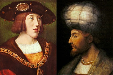Charles V made overtures to the Safavid Empire to open a second front against the Ottomans, in an attempt at creating a Habsburg-Persian alliance.