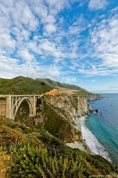 Bixby Bridge Big Sur California - Highway 1 Road Trip // http://localadventurer.com
