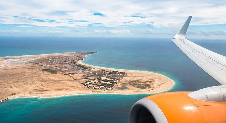 Het Kaapverdische eiland Sal is een ideale bestemming om heerlijk uit te rusten, te zonnen en te genieten aan eindeloze zandstranden!