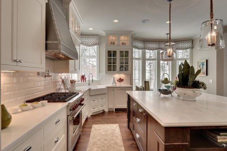 beautiful modern kitchen with island