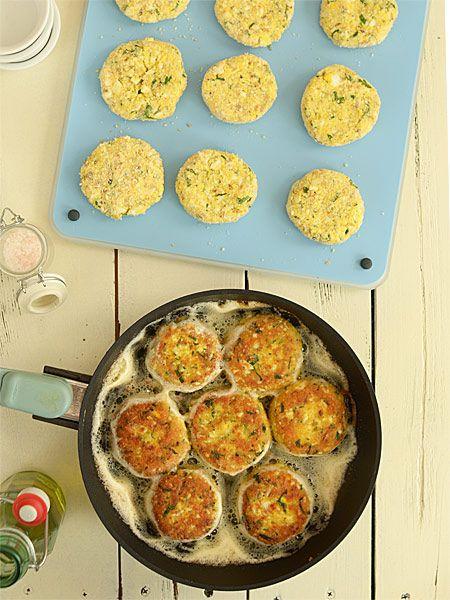 Kotleciki z jajek i kaszy jaglanej - pyszne, lekkie i zdrowe  - etap 5