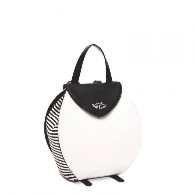 Borsa Braccialini zainetto Curvy B10304 - Scalia Group #borse #braccialini #glamour #fashion