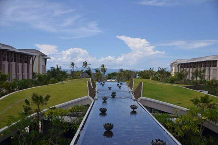 The new Sofitel Bali in Nusa Dua - wow!