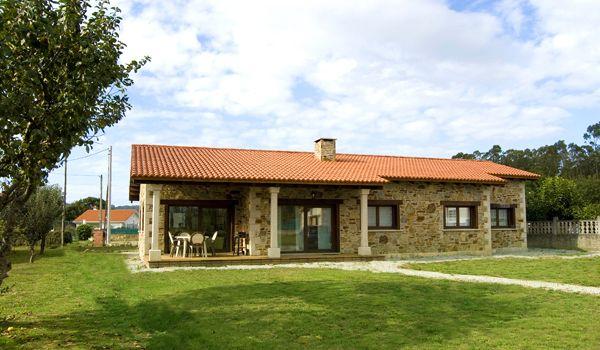 Construccion de casas de madera y piedra blog sobre la for Casas con planos y fotos