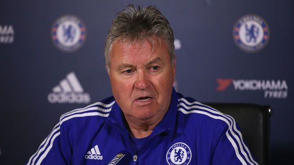 Guus Hiddink Says Eden Hazard 'Needs to Play Like an Amateur' to Get Back to His Best
