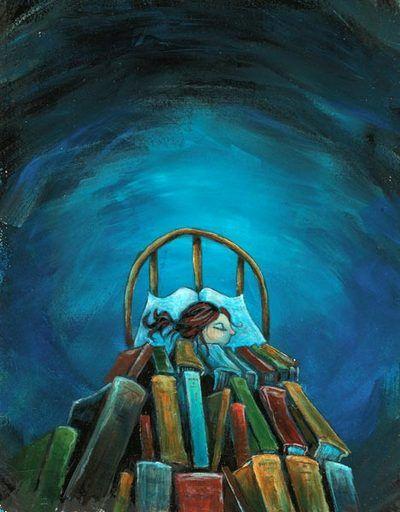 Leer y soñar.