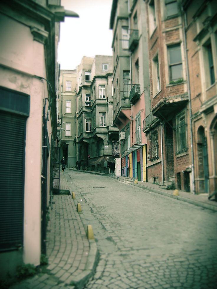 γειτονιές στο Φανάρι