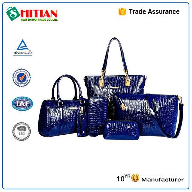 Source Wholesale cheap designer handbags with 6pcs set BH-2351. on m.alibaba.com