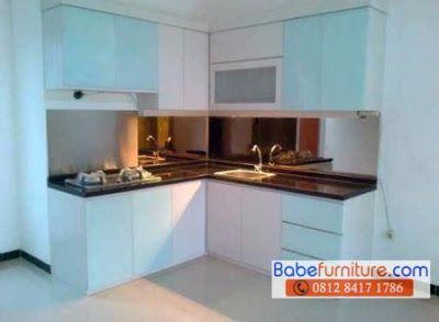 Jasa Pembuatan Kitchen Set Bogor 0812 8417 1786: Kitchen Set Minimalis Modern