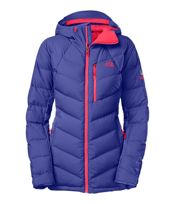 Warme winterjacke north face