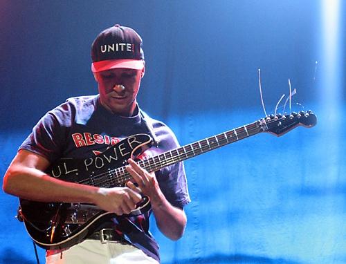 Tom Morello - Soul Power GuitarTom Morello Guitar Soul Power