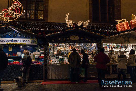 #Weihnachtsmarkt in #Basel - 28. November bis 23. Dezember 2013