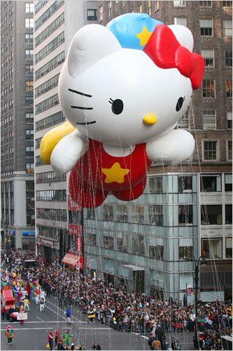 Macys thanks giving day parade