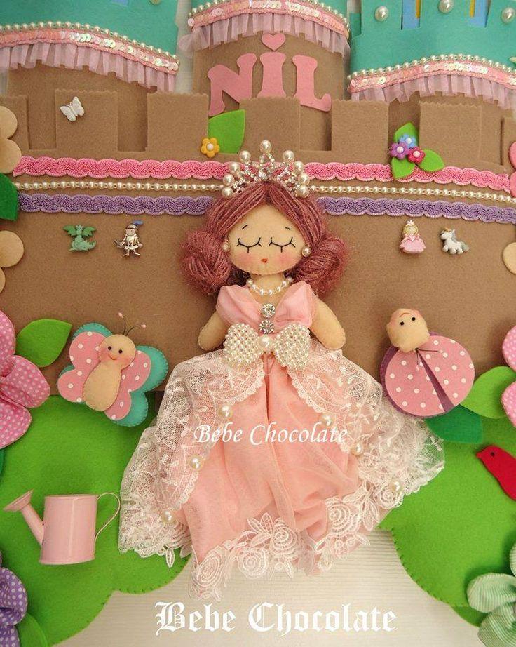 keçe prenses felt princess