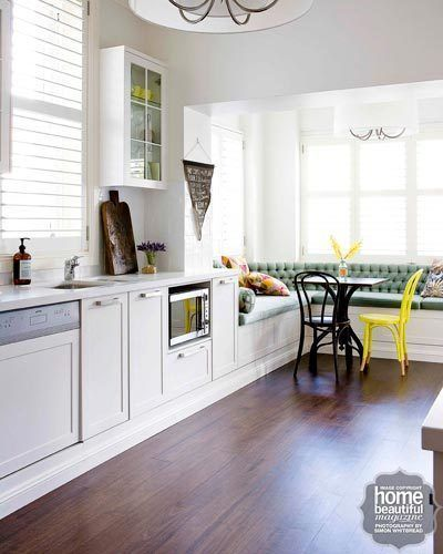 1000+ Images About Banquette Seating On Pinterest