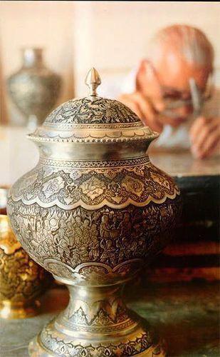 metal work ANCIENT PERSIAN
