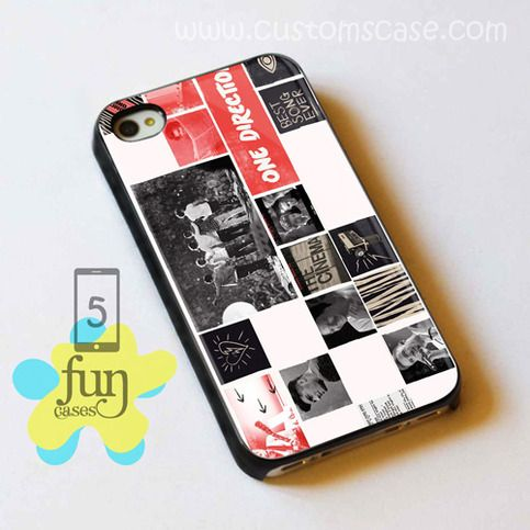 Fans One Direction Lovers iPhone 5 Case Cover from Funcases