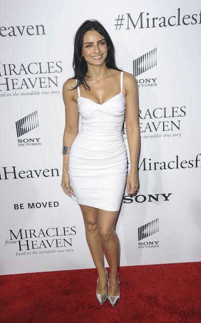 celebstills: Aislinn Derbez – 'Miracles From Heaven' World Premiere in Hollywood