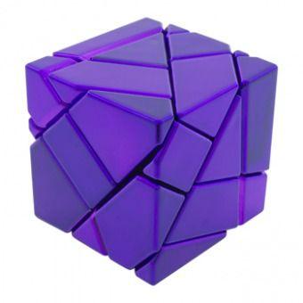 Ghost Cube Metallised (Purple)
