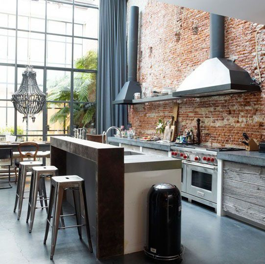 industrial kitchen photo by paul massey