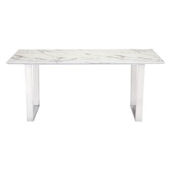 Vonnie Dining Table Dining Table Marble Dining Table Marble Dining