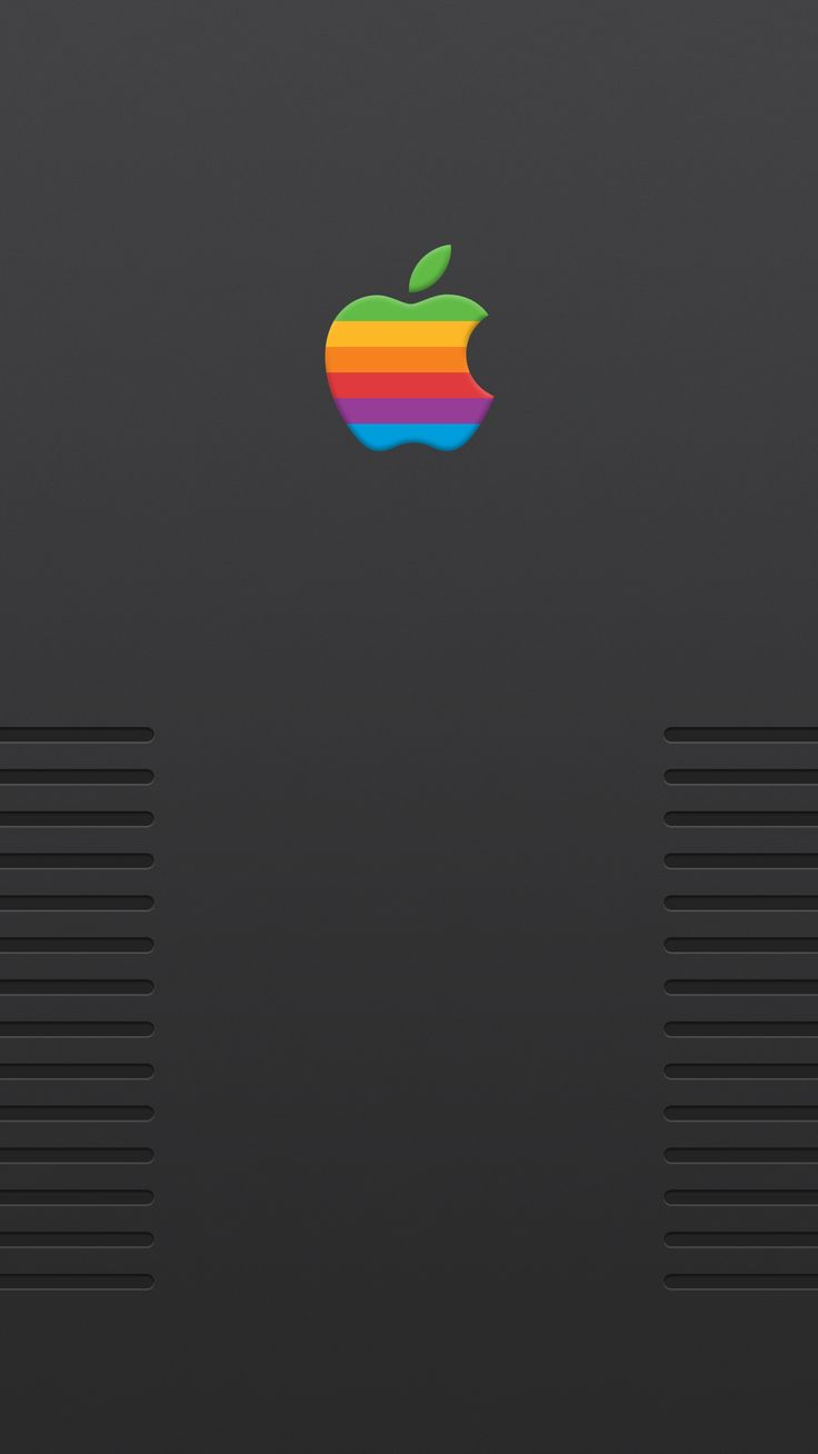 iPhone Retro Apple Wallpaper - Bing images