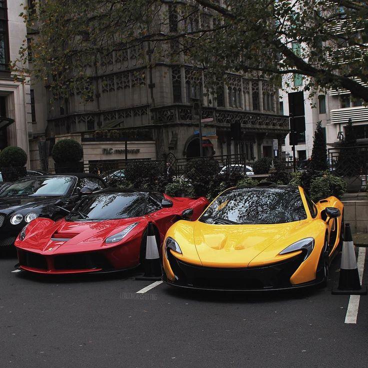 1000+ Ideas About La Ferrari On Pinterest
