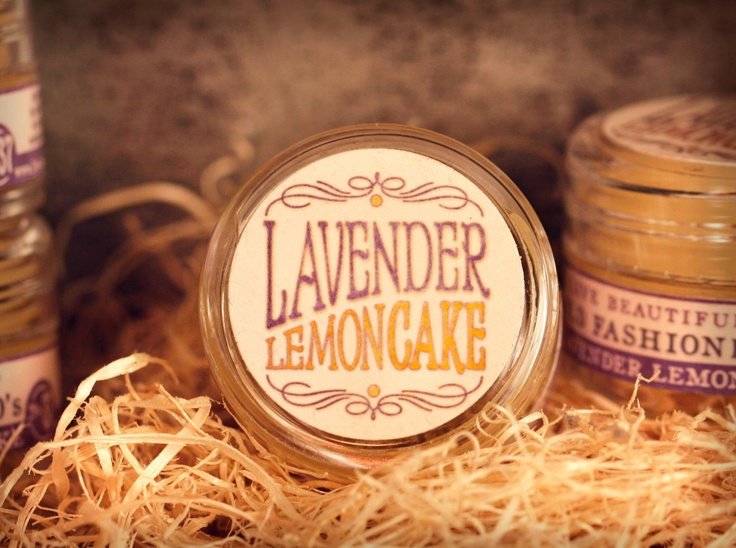 From LiveBeautifullyBody located in Denver: Lavender LemonCake all natural old fashioned lip balm jelly-----Sprinkled with lavender, full of icing and lemony * A sweet dessert cake so light and so heavenly!  **********  Old Fashioned 40s - Inspired by all things delicious and nostalgic, this collection of 40 flavors celebrates the good old days of yore.