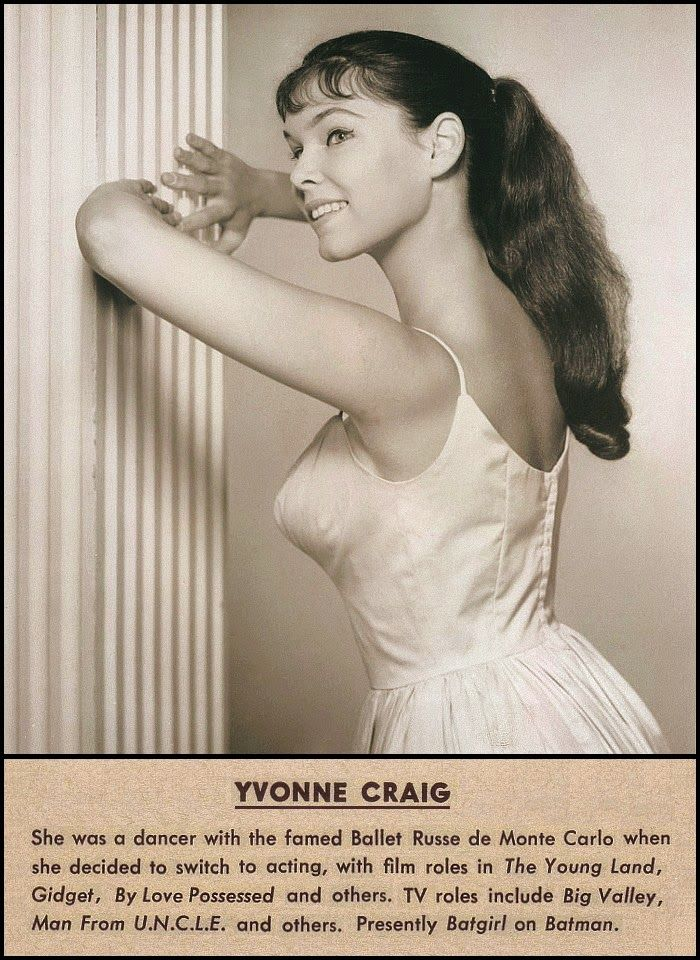 dating game and yvonne craig