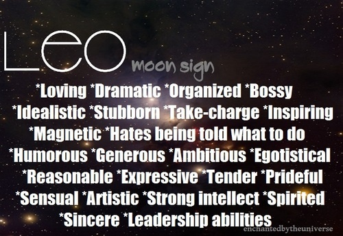 """Leo-- my south node sign (The South Node represents our karmic past and symbolizes innate talents. Karmically, it also represents lifetimes in which in which we've mastered certain lessons — AND where we've become so comfy, we also get stuck in the 'lower vibration"""" of that sign.)"""