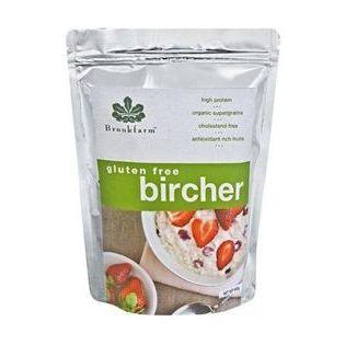 Gluten Free Bircher Muesli 400g by Brookfarm