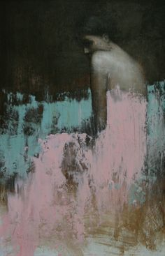 "Mark Demsteader ""Amy Seated"""