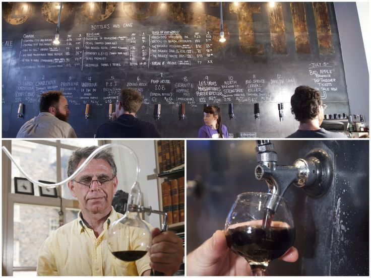 Read our comprehensive, interactive guide to #microbreweries in #NovaScotia, including reviews of 50 made-in-Nova Scotia beers.