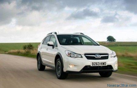 [รถใหม่] Subaru XV 2014 ปรับปรุงใหม่