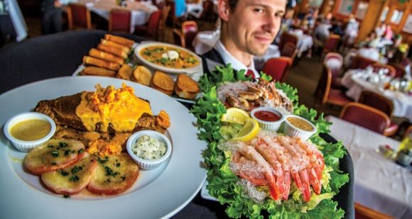 Not even 10 years old when my parents treated me to my first meal at Gaido's, the famous restaurant on Galveston's Seawall, I figured that the giant c...