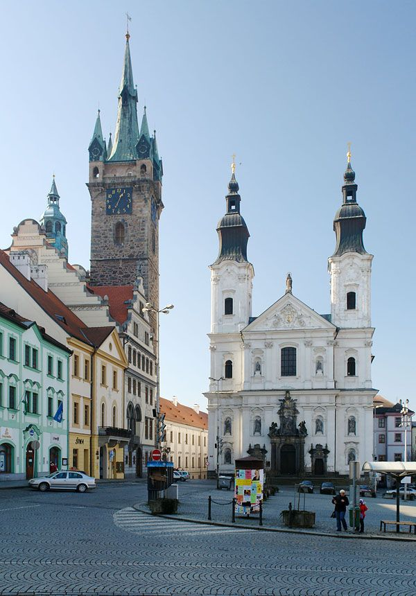 Klatovy (South-West Bohemia), Czechia