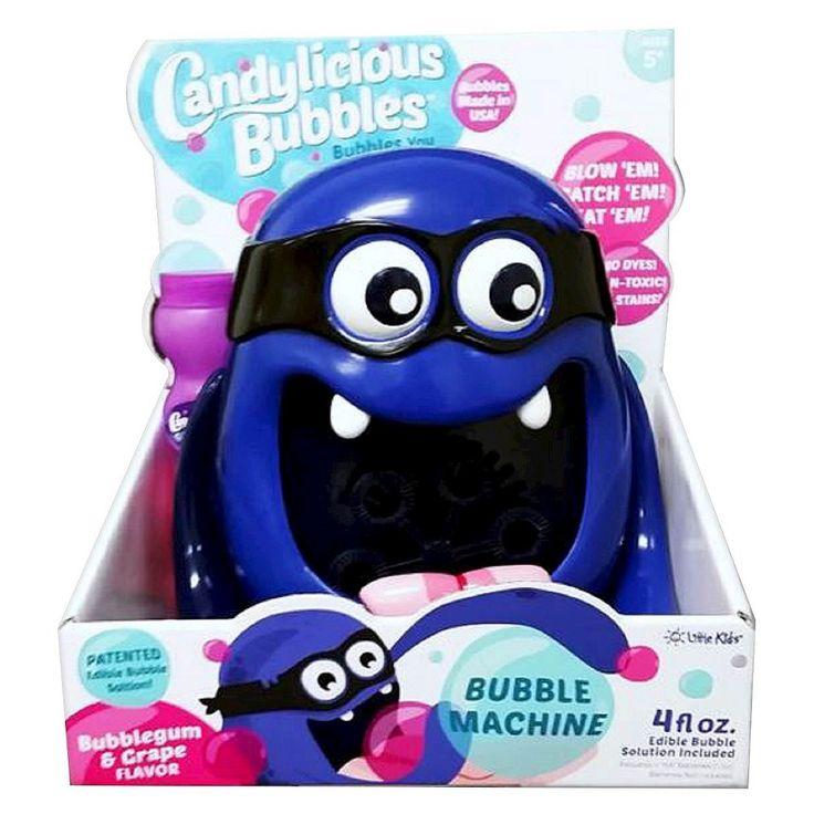candylicious bubble machine