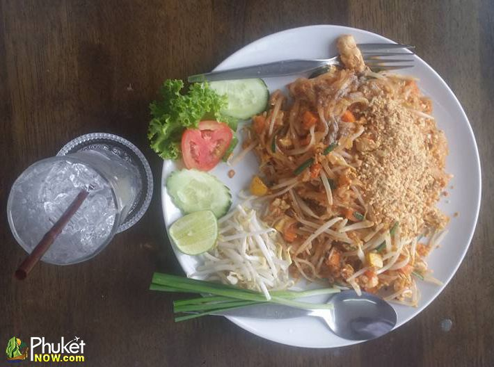Pad Thai - Don't miss to taste it when you are in Phuket. http://phuketnow.com - Where your holiday begins!