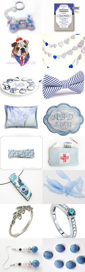 ♥ In the Navy  ♥ by Gabbie on Etsy