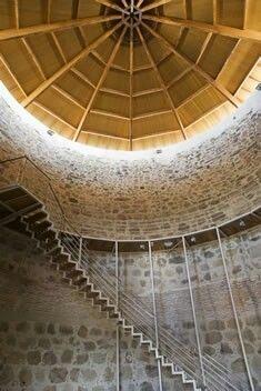 Rehabilitación Castillo de los Duques de Alba. Arqto Juan Carlos García Fraile.  www.eltallerdelarquitecto.es