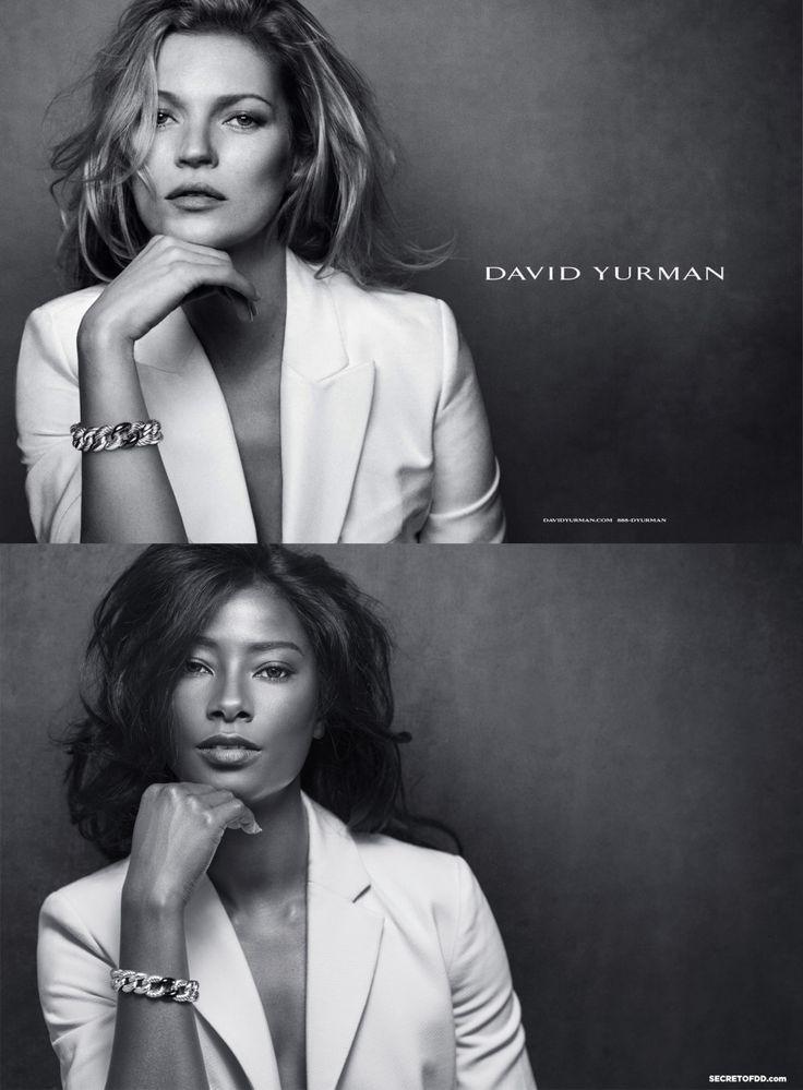 グッチやシャネル 黒人モデルが再現した美しすぎる広告写真 その理由に感動する