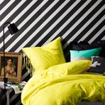 Maison Bright Yellow Double bed quilt cover