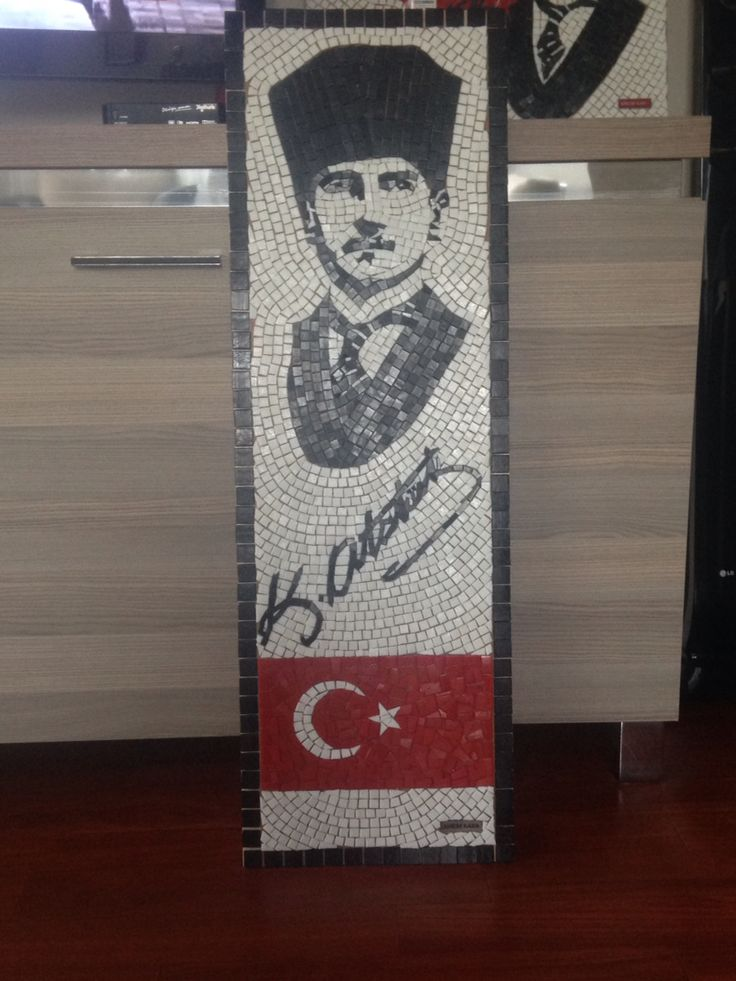 Mustafa Kemal Atatürk ❤️ founder of Republic of the Turkey
