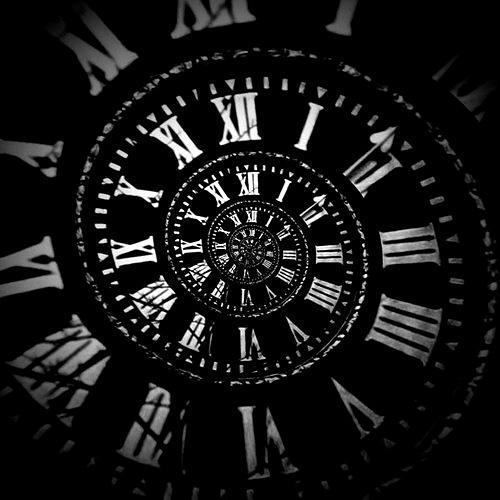 Spiraling time