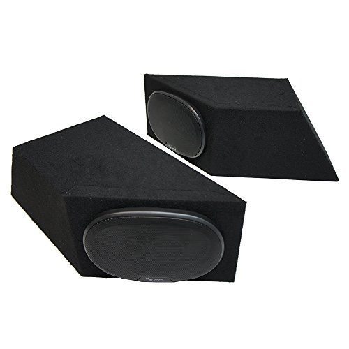 Jeep Wrangler YJ Dual 6x9 Speakers  and Speaker Box Enclosures