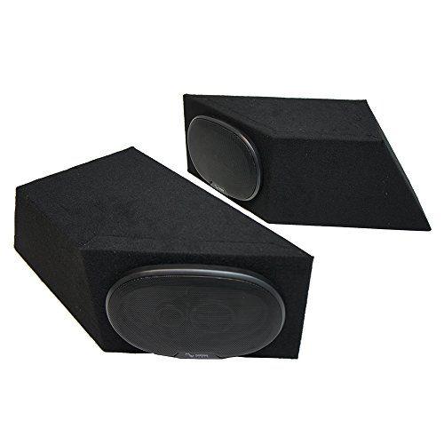 Jeep Wrangler YJ Dual 6x9 Speakers  and Speaker Box Enclosures