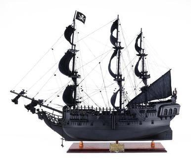 Model Pirate Ship Black Pearl New OM-261
