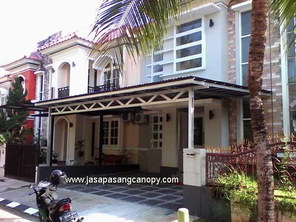4 Jenis Pilihan Atap Untuk Kanopi Rumah Anda